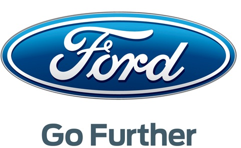 Ford Go Further logo 2012