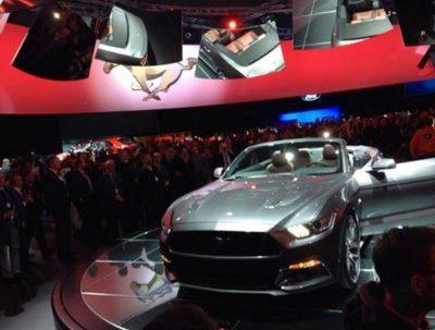 Ford Multi-Car Launch