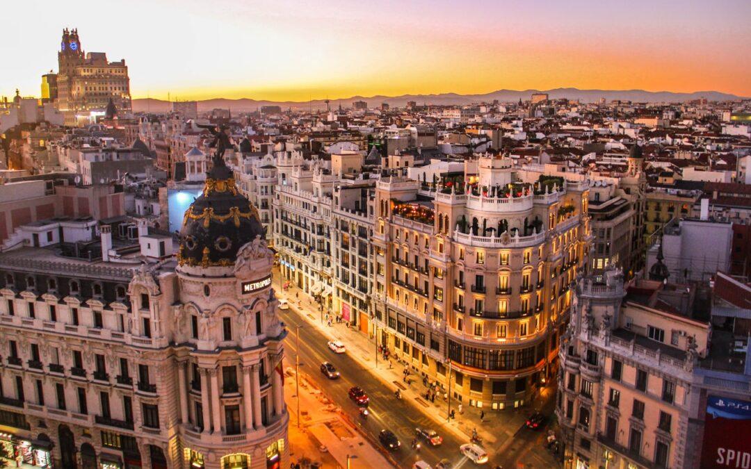 Destinations in Spain: Madrid