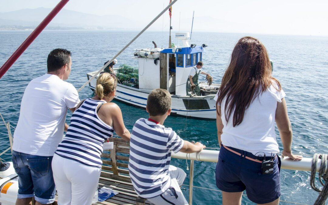 Authentic Fishing in Malaga Coast