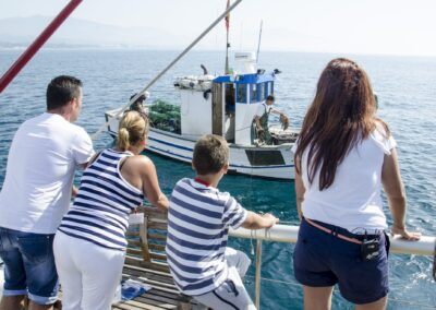 Malaga Fishing Experience