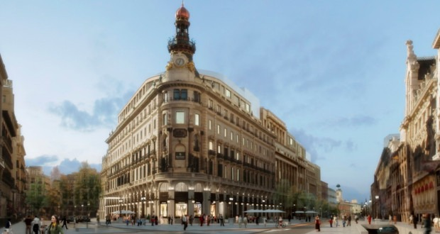 New Four Seasons Madrid