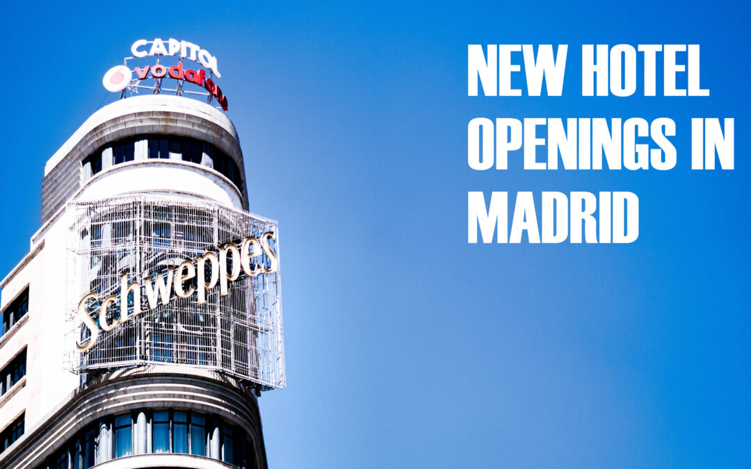 Mandarin Oriental and Four Seasons set to open their doors in Madrid