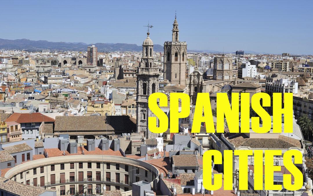 Weltstadttag: Spanische Städte