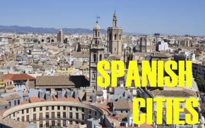 World Cities Day: Spanish Cities