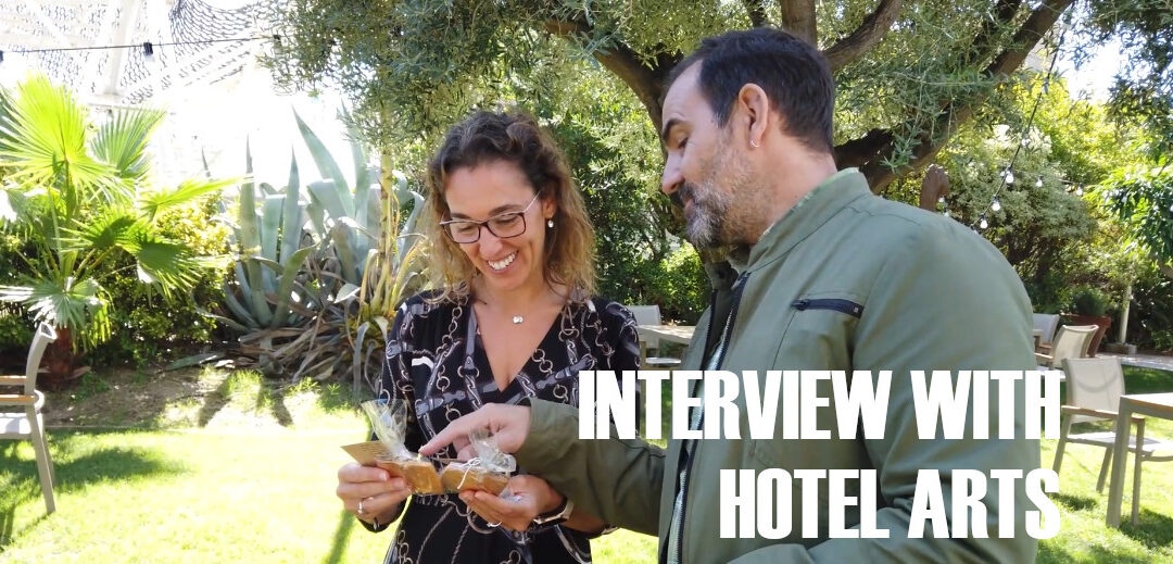 Factor 3 On Wheels – Hotel Arts Interview