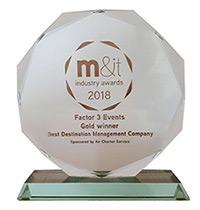 Award F3E 2018