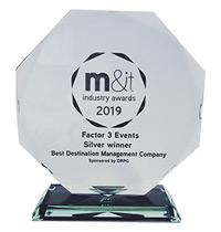 Award F3E 2019