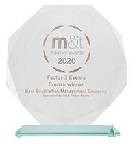 Award F3E 2020
